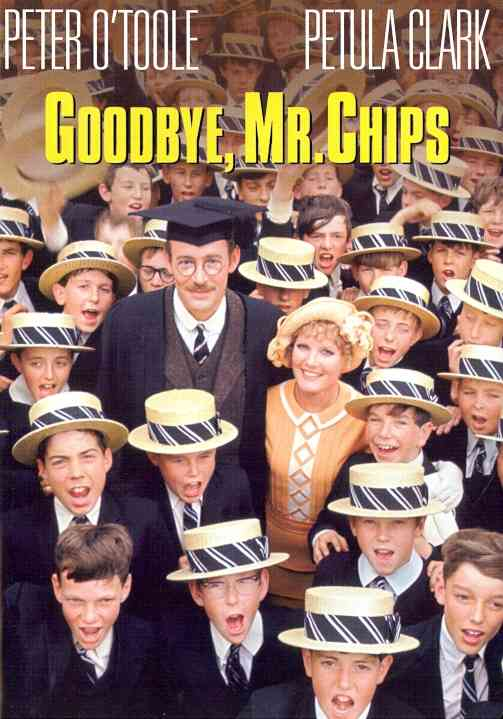 GOODBYE MR. CHIPS BY O'TOOLE,PETER (DVD)